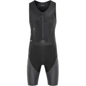 Skins DNAmic Triathlon Kobiety with Front Zip czarny